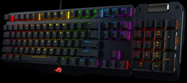 Asus ROG Claymore Keyboard