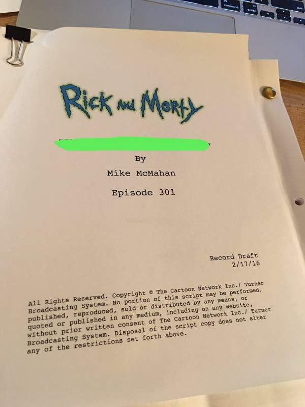 Rick and Morty Season 3 Release Date, Rick and Morty Season 3 Spoilers, Rick and Morty Season 3 Promo, Rick and Morty Season 3 Cast