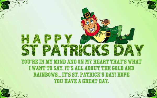 Happy St Patrick's Day Quotes 2019 Images: Sayings, Irish