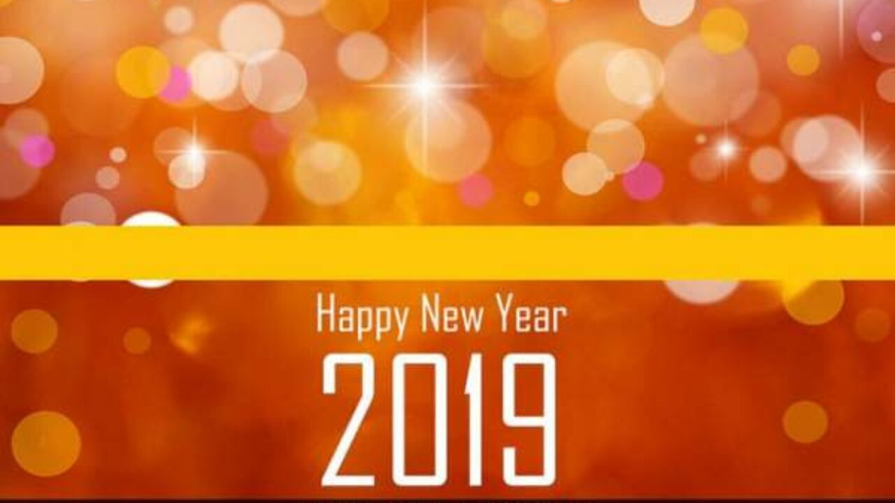 Happy New Year 2019 Images: Best Collection of Wallpapers