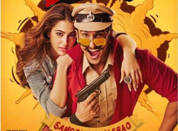 simmba 2nd day collection 2 days simba 1st saturday box office report