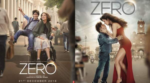 Zero 4th Day Collection: SRK's Film 1st Monday Box Office Total Report Worldwide - Suppressed by KGF