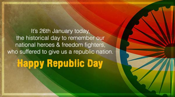 happy republic day images with quotes 2019, hd wallpapers, pictures, photos, pics, cards, whatsapp stickers