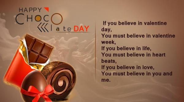 Happy Chocolate Day Quotes 2020: Wishes, Shayri Messages, Status, Greetings
