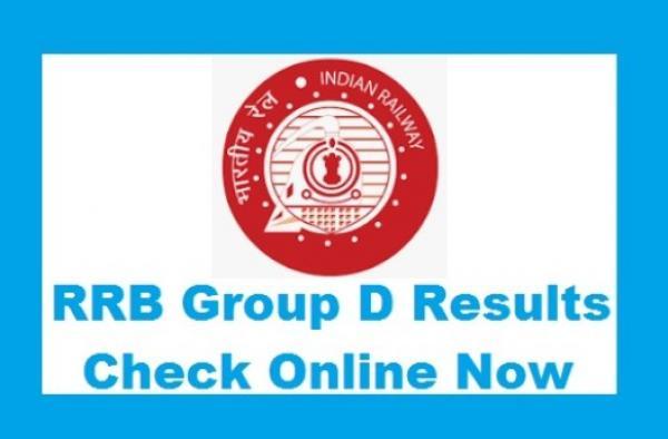 RRB Group D Result 2018 2019