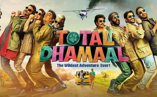 total dhamaal 7th day collection 7 days total dhamal 1st week box office report