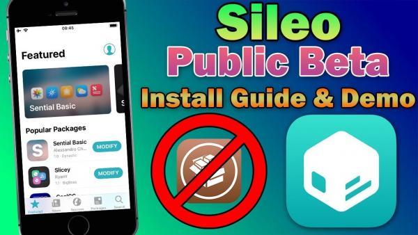 sileo beta download