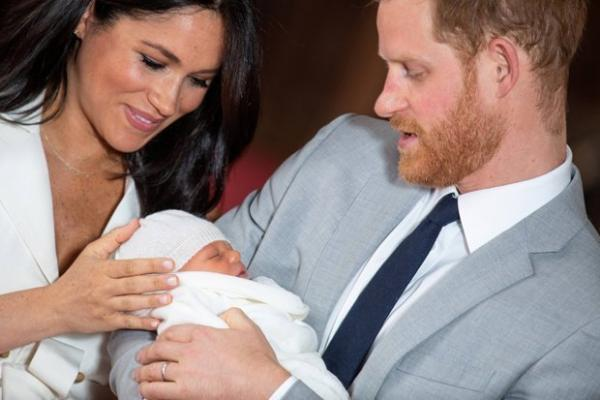 Archie Harrison Mountbatten-Windsor: Meghan Markle & Prince Harry's Royal Baby Boy Sussex Gets A Name