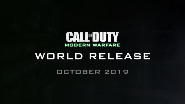 Call of Duty Modern Warfare Release Date, Trailer, Details, Modes