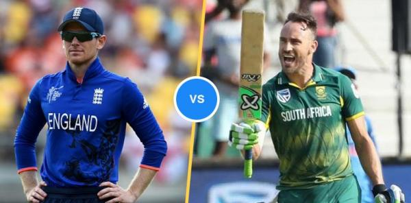 England vs South Africa Live Streaming Score, Match Result, Highlights video