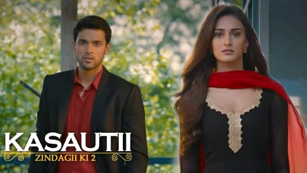 Kasautii Zindagii Kay 2 24th January 2020 Written Update: Jagga hits on Prerna's head!