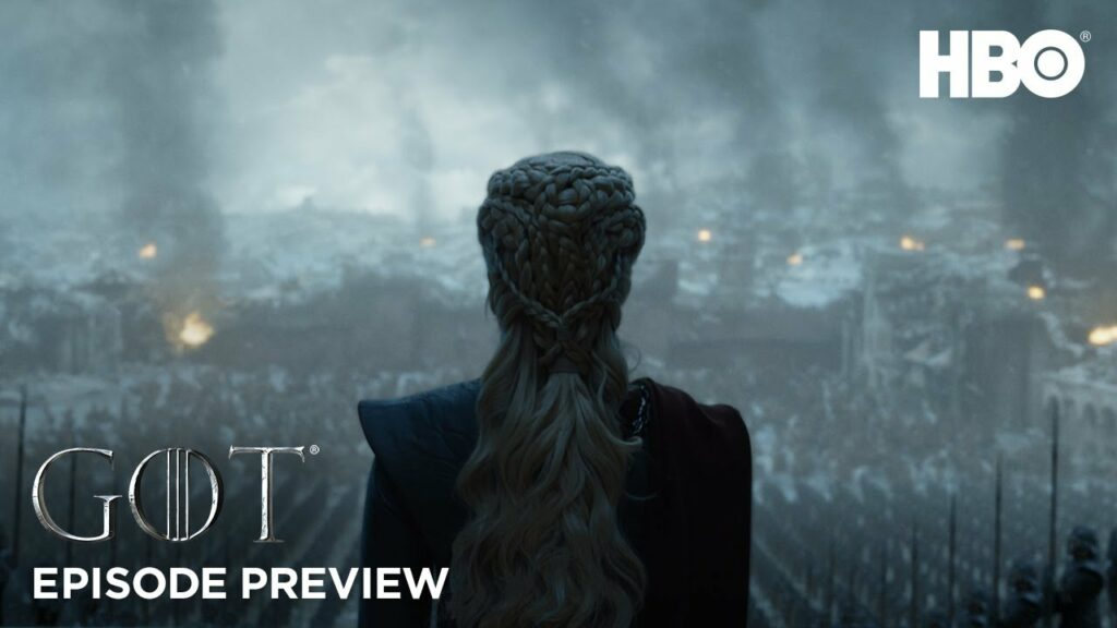 Game Of Thrones Season 8 Episode 6 Got S8e6 Release Date