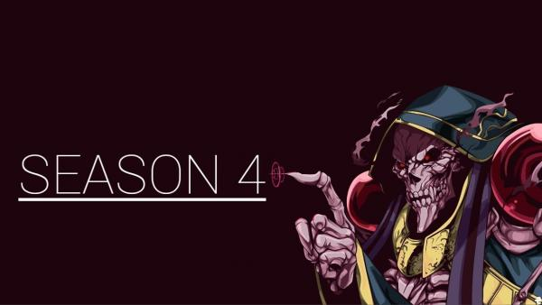 Faaqidaad : Overlord season 2 episode 4 english dub release date
