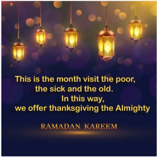 Happy Ramadan Mubarak Quotes, Wishes, Images, Greetings, Status, Messages