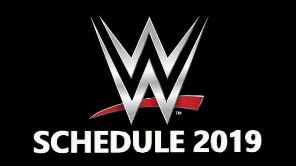WWE 2019 PPV Schedule, Date & Time, Location, Match Card, Fights Calendar List
