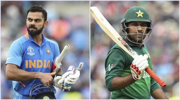 India vs Pakistan Live Streaming: IND vs PAK Cricket World Cup 2019 Score Watch Online