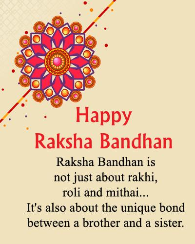 Happy Raksha Bandhan Quotes 2019: Wishes, SMS Messages ...
