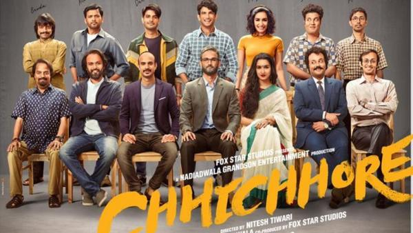 Sushant Singh Rajput-Shraddha Kapoor`s `Chhichhore` stands unbeatable at Box Office